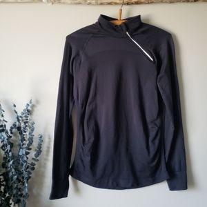 ♻️2/$25- Long Sleeve Zippered Shirt Cool Running